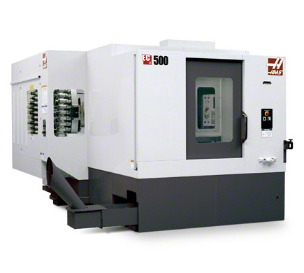 A 4-Axis CNC milling machine.